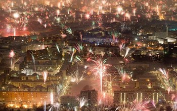 12 Faits surprenants concernant le Nouvel An