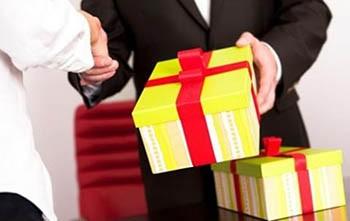 Cadeaux d'entreprise : Idées de dernière minute