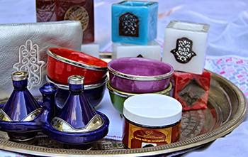 Des idées cadeaux d'entreprise issues de l'artisanat marocain